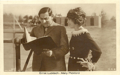 Ernst Lubitsch, Mary Pickford