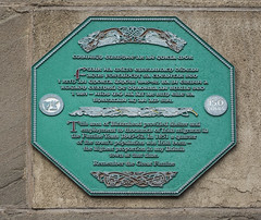 Photo of Green plaque number 32958
