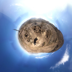 360 Degrees of the Amargosa Trail @ Nevada 10.2014