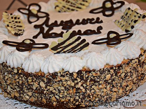 Torte - 7 - Torta Ferrero Rocher