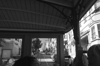 Cable Car - Nob Hill