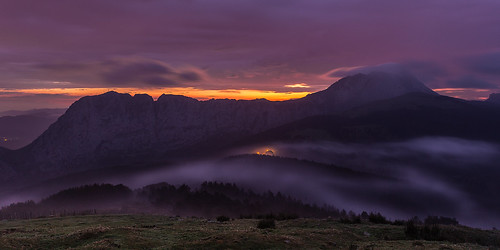 sunrise canon amanecer niebla santuario urkiola anboto alavavision eos6def1740