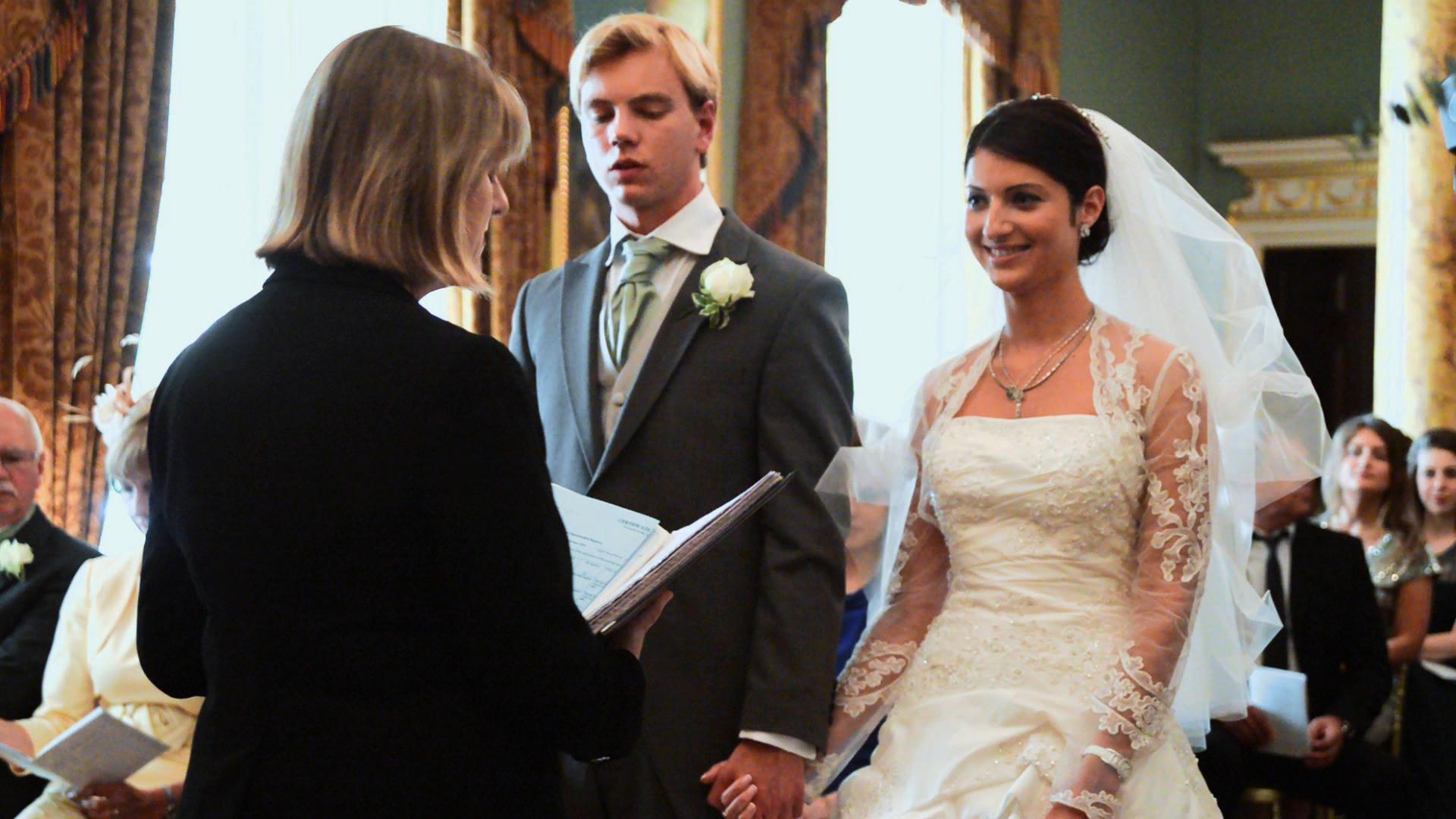 Wedding Videography The Ritz Portobello Films