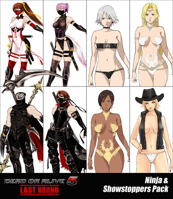 Ninja & Showstoppers Pack - SHOPTO
