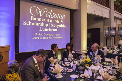 2014 - Homecoming: Banner Awards Luncheon Gallery