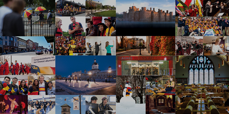 See what it's like to experience Queen's! Check out our video playlist at www.queensu.ca/2019