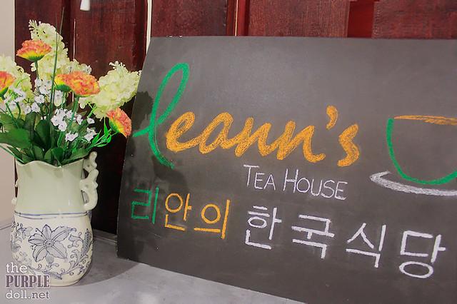 Leann's Tea House Quezon City