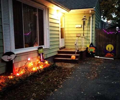 Halloween 2014 House