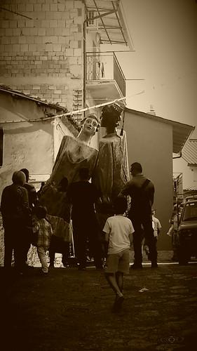 I Giganti in Calabria