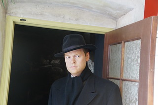 041 Orson Welles in Madame Tussauds