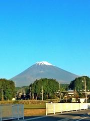 Mt.Fuji 10/29/2014
