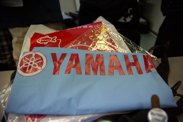 ヤマハ発動機 ブロガーマリン体験会 #ヤマハマリン