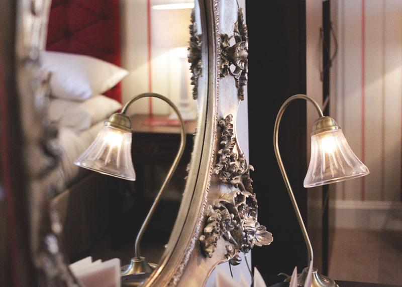 Mirror Reflections, Laura Ashley Hotel Elstree, Bumpkin Betty