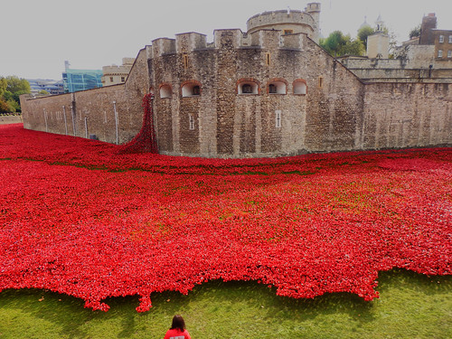 Blood Swept Lands and Seas of Red, The Tower of London [Explored]
