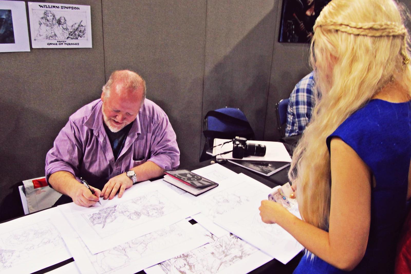 Belfast Film & Comic Con 2014