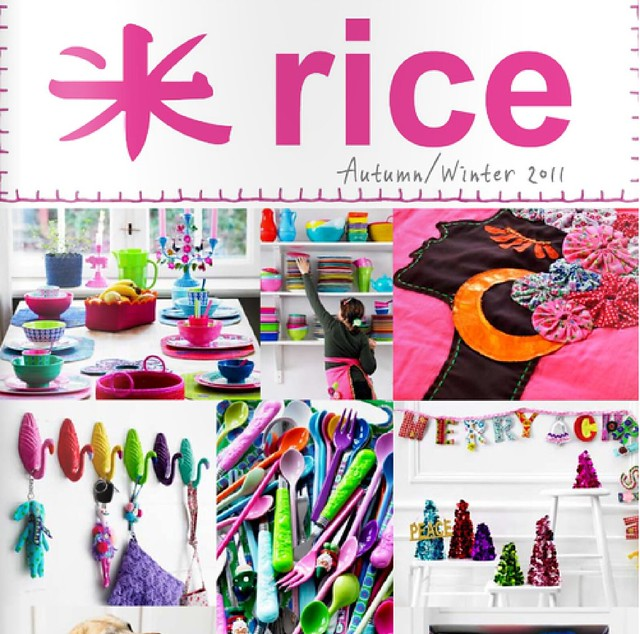 Rice DK Autumn-Winter Catalogue 2011