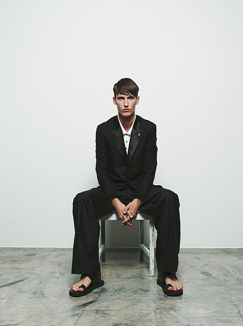 Dzhovani Gospodinov3129_SS15 Tokyo THE RERACS(Fashion Press)