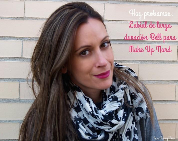 Labial larga duración Bel Makeupnord