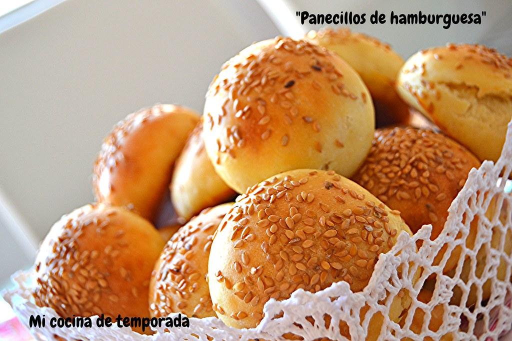 Panecillos hamburguesas mini 006
