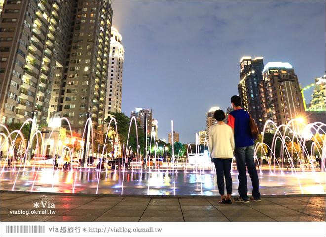 【大都會歌劇院】台中國家歌劇院~夜間水舞篇。光舞紀/光影藝術節24