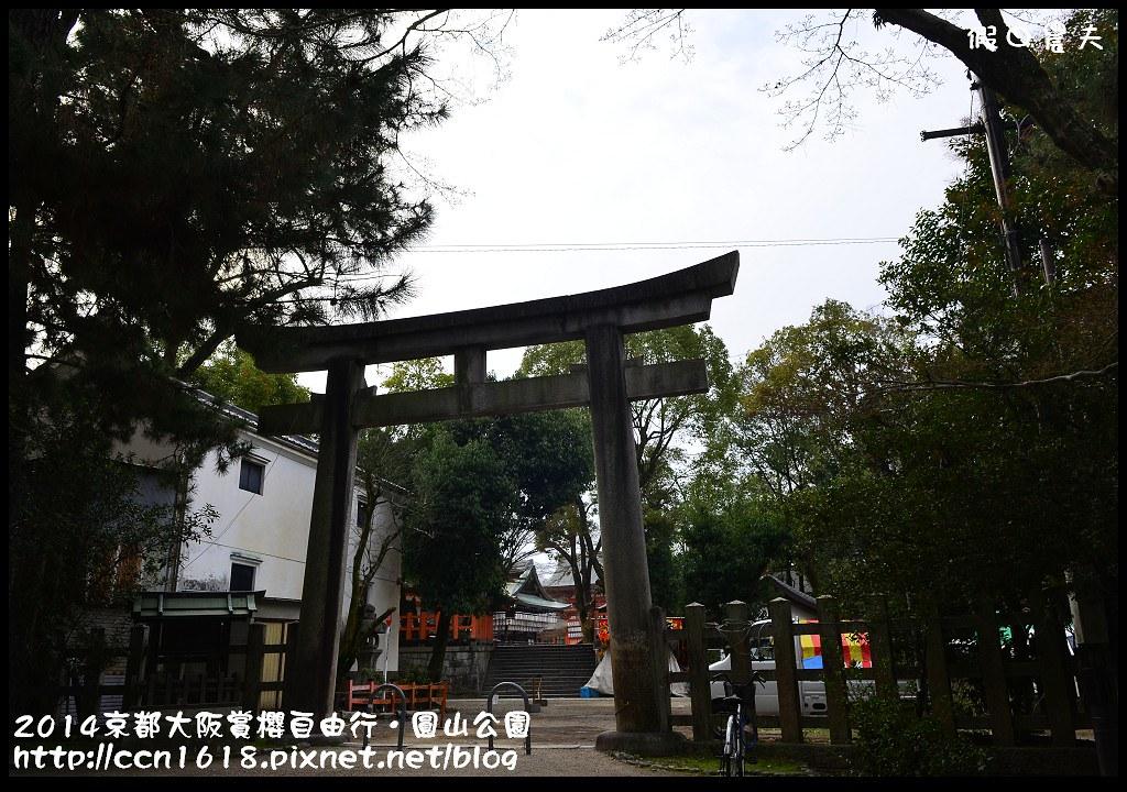 2014京都大阪賞櫻自由行.圓山公園DSC_9918