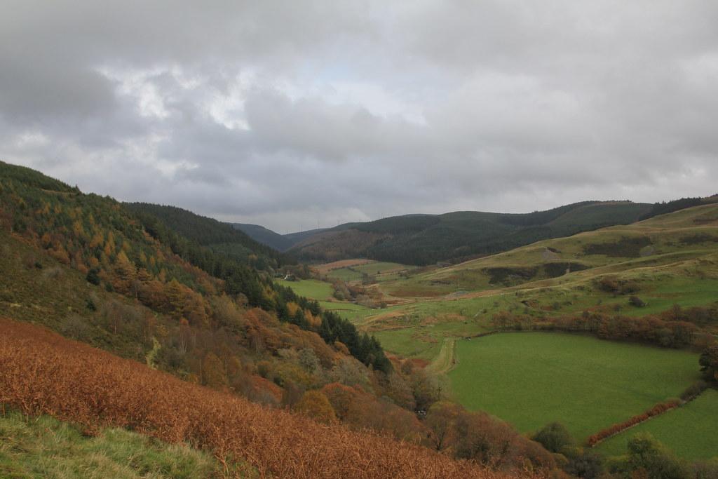devils bridge, mynach valley, allt wen, aberystwyth, clarach bay