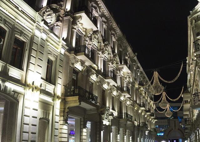 Azerbaijan: Baku & Co