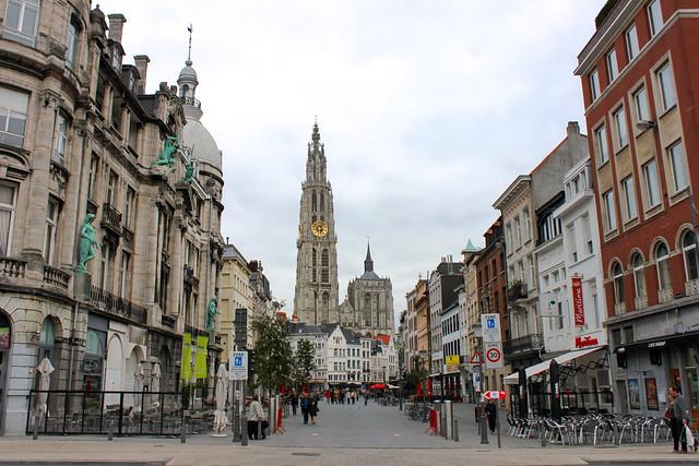 Steenplein Antwerpen