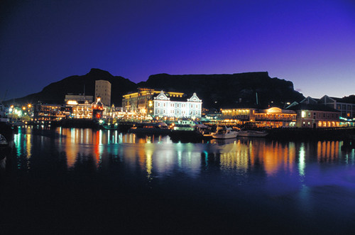 The magical Cape town