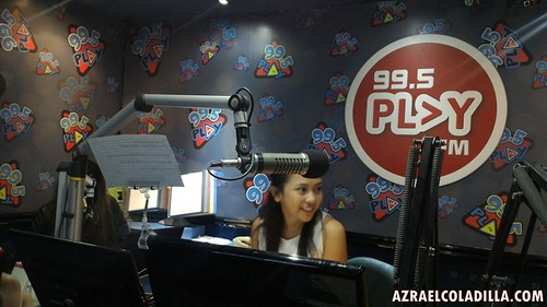 Toycon Philippines 2015 radio guesting in 99.5 Play FM and 103.5 KLite FM