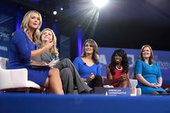 Katie Pavlich, Ashlee Lundvall, Kimberly Corban, Antonia Okafor & Kristi McMains