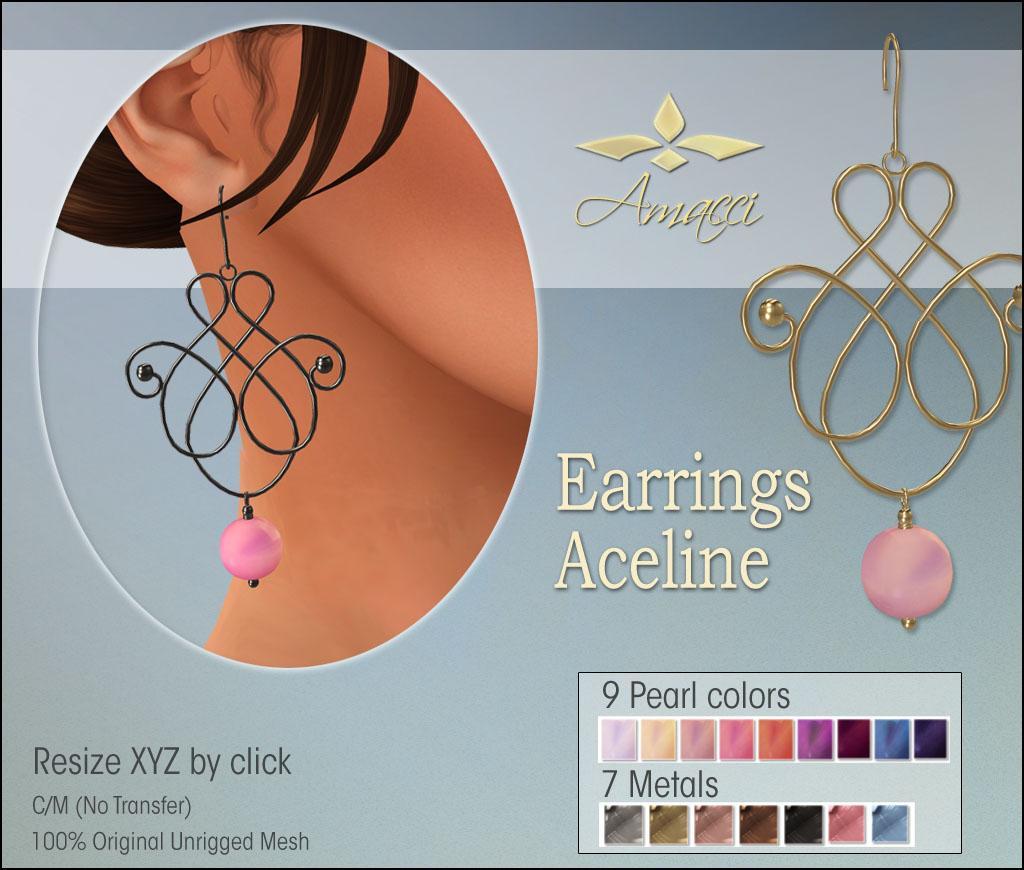Amacci Aceline - SecondLifeHub.com