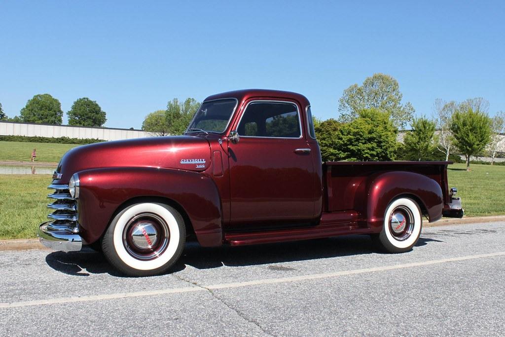 1950 Chevrolet Pickup 5-Window