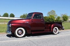 1950 Chevrolet Pickup 5-Window