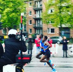 #Erster in #Eppendorf beim #haspamarathonhamburg 2017