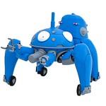 會動、會說話!Cerevo《攻殼機動隊》攻殼車「塔奇克馬(タチコマ)」 1/8比例智慧機器人