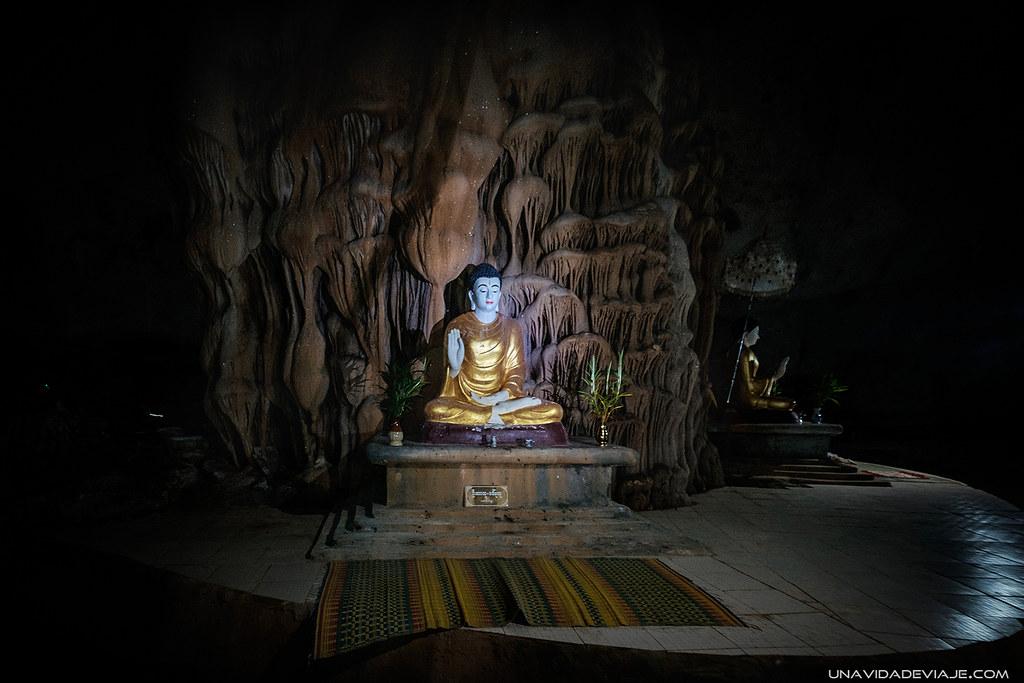 cuevas Hpa an Saddan