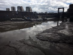 Deptford Creek; April 2017