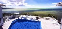 Blue Green All Around On Gorgeous Tampa Bay At Apollo Beach Home - IMRAN™