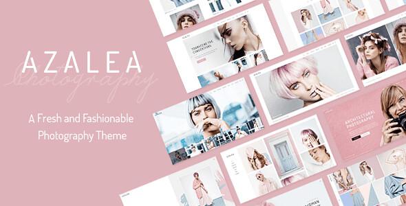 Azalea WordPress Theme free download