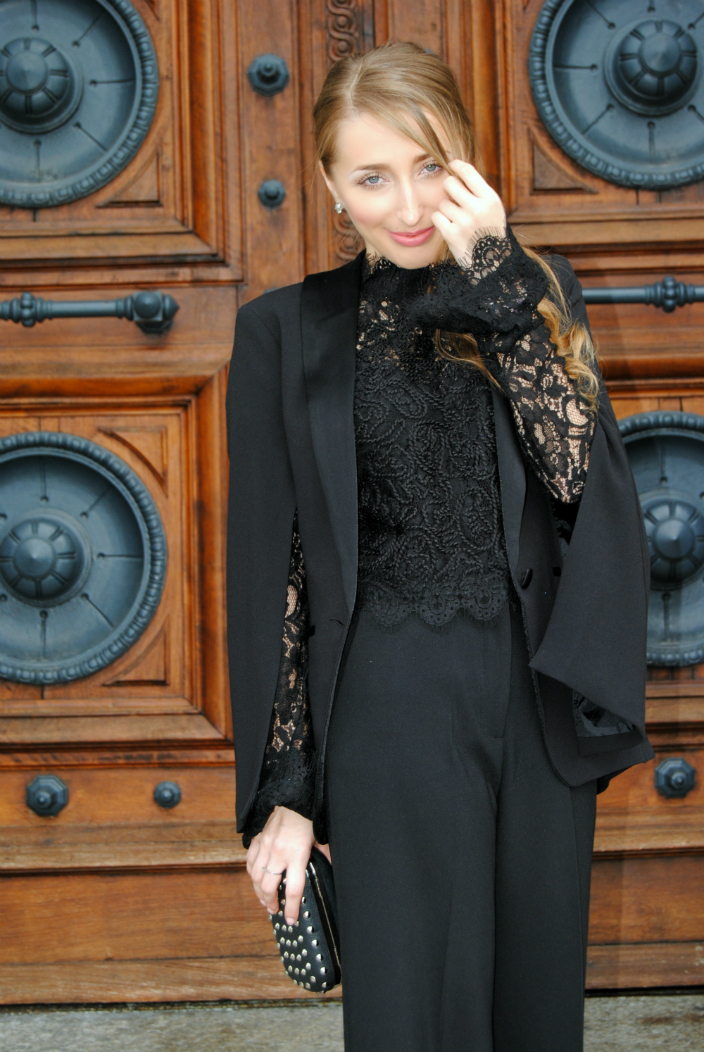 Outfit Black Lace (002b)