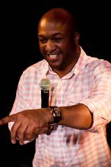 Comedian Ed Blaze