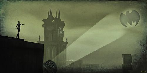Gotham Furillen City