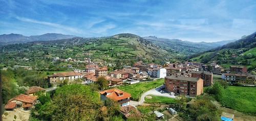 Primavera en Asturias