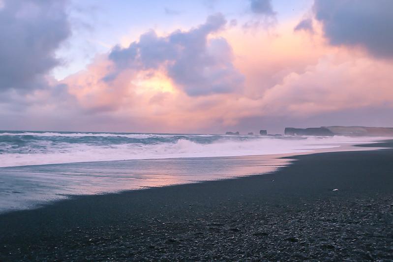 Reynisfjara Black Sand Beach is a must-see in Iceland ...