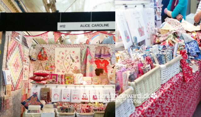 Knitting & Stitching Show - Ally Pally 2014
