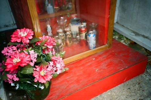La Roja altar