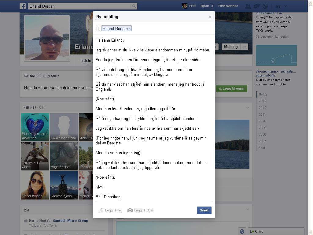 facebook borgen