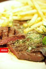 Wagyu Steak (200g) & Frites