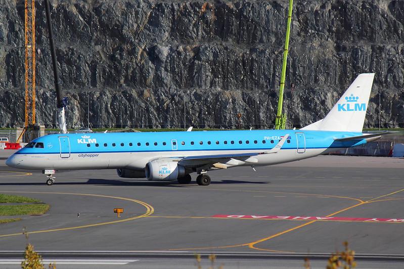 KLM - E190 - EZA (1)